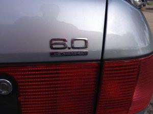 Audi A8 W12 6.0 D2 5