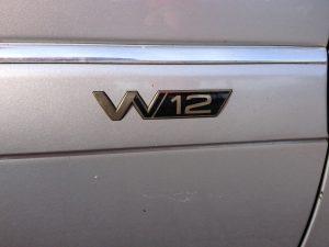 Audi A8 W12 6.0 D2 4