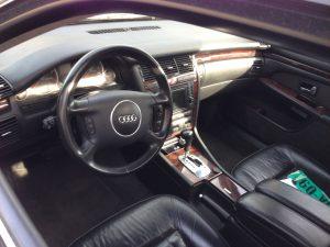 Audi A8 W12 6.0 D2 3