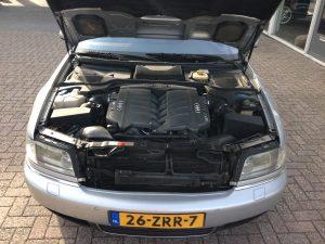 Audi A8 W12 6.0 D2 2