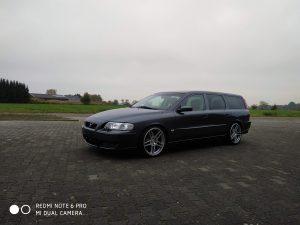 Volvo V70R 11