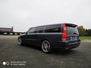 Volvo V70R 7