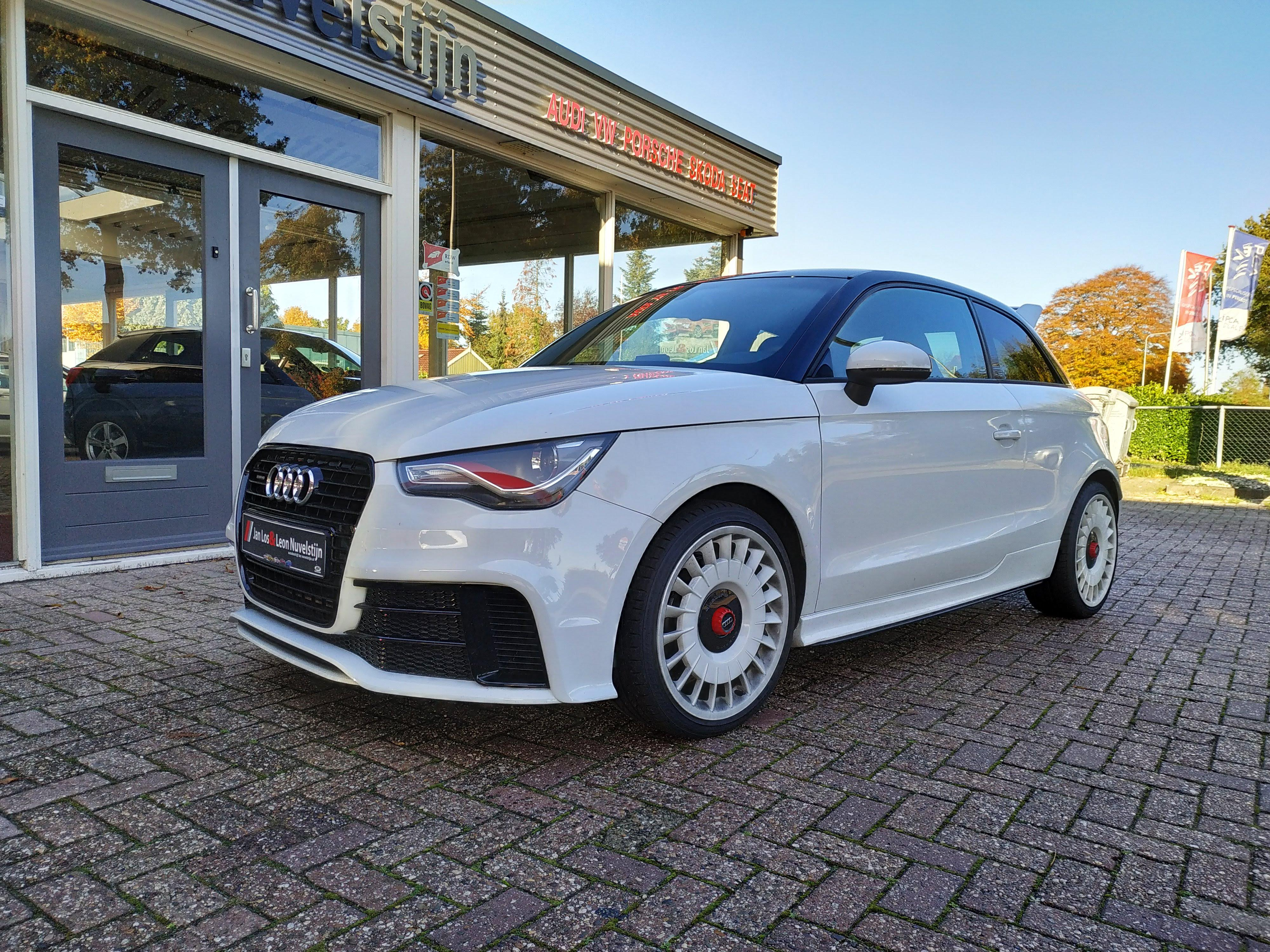 Audi A1 Quattro 1 Of 333 Limited Edition By Jmspeedshop