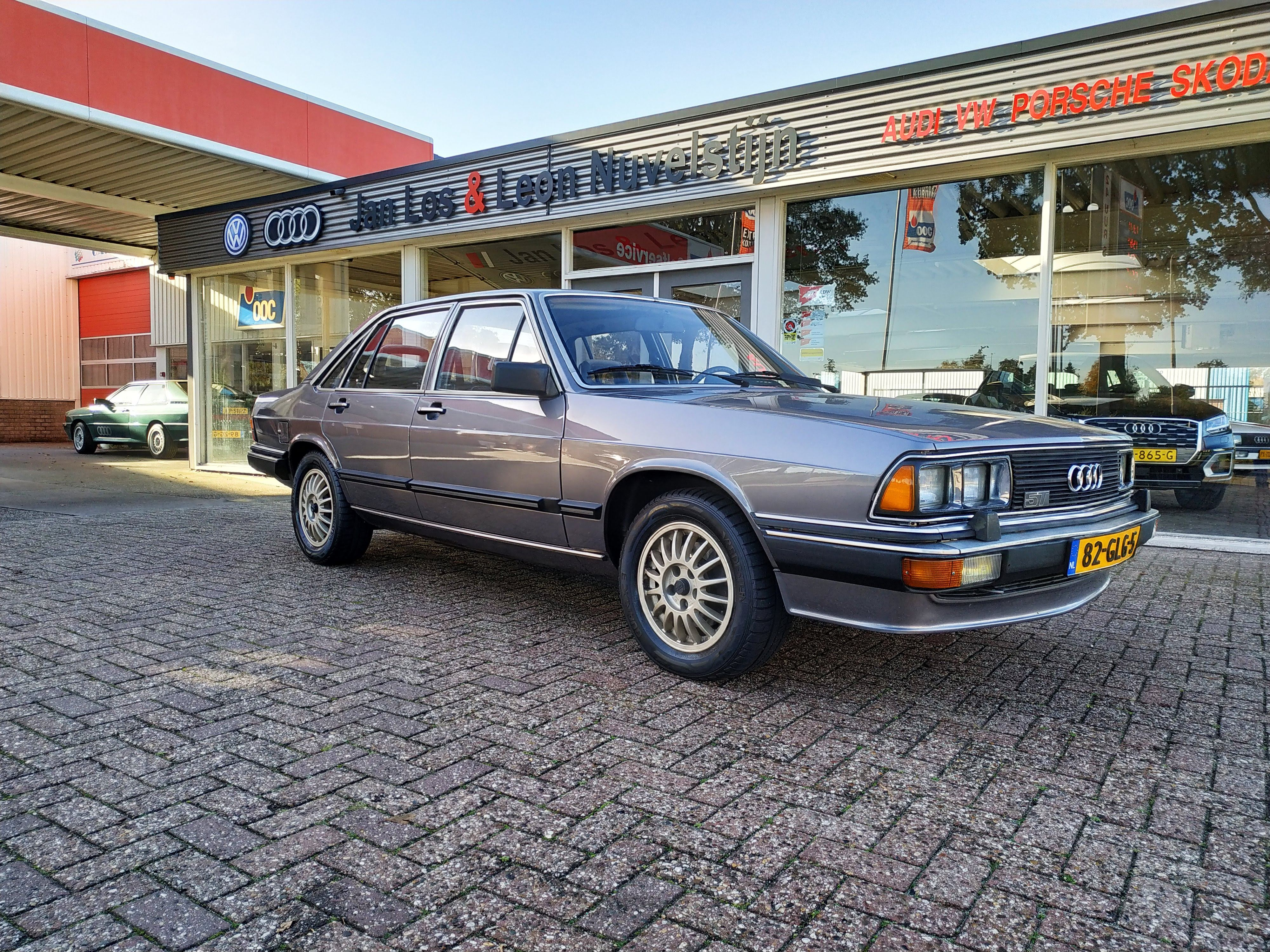 Audi 200 Turbo or 5000s review & testdrive by JMSpeedshop
