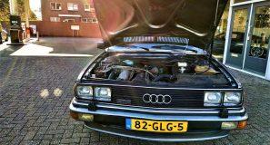 Audi 200 Turbo or 5000s 8