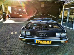 Audi 200 Turbo or 5000s 8