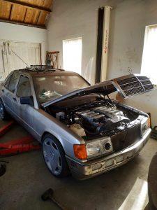 190 V12 last fitment 2