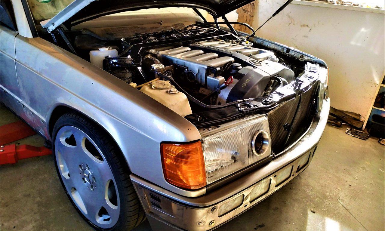 190 V12 last fitment