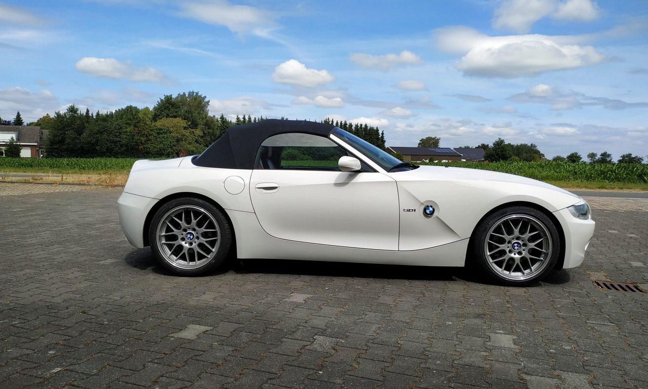 BMW Z4 3.0 SMG 8