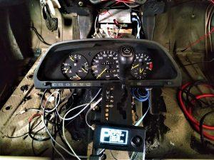722.6 shifter repair, OFgear TCU installation, External speed Input 3