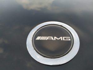 Mercedes C32 AMG 6