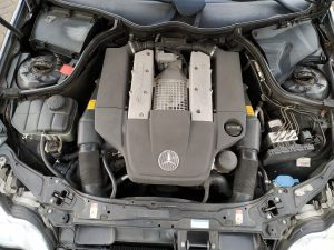 Mercedes C32 AMG 3