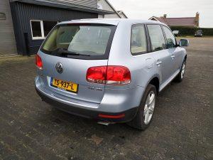 VW Touareq V10 TDI 9