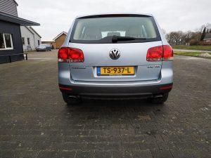 VW Touareq V10 TDI 8