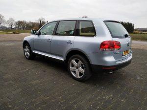 VW Touareq V10 TDI 6