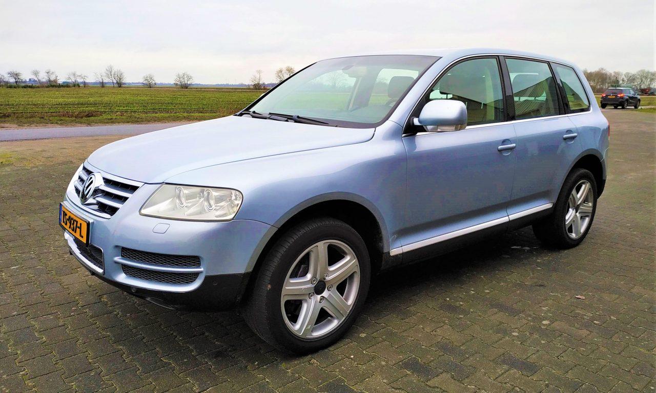 VW Touareq V10 TDI 5