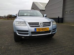 VW Touareq V10 TDI 4