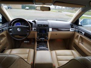 VW Touareq V10 TDI 3