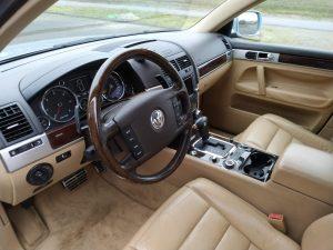 VW Touareq V10 TDI 2