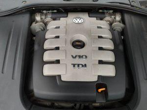 VW Touareq V10 TDI 1