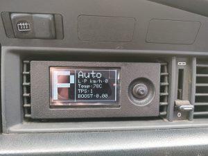 Mercedes 190 V12 0-100kph timing + sound clips 1