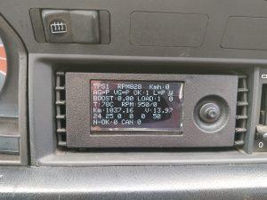 Mercedes 190 V12 0-100kph timing + sound clips 2
