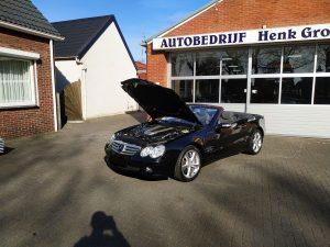 Mercedes SL600 V12 R230 1