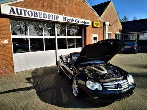 Mercedes SL600 V12 R230 4