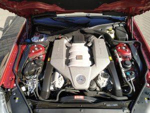 Mercedes SL63 AMG R230 3