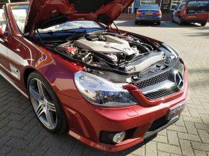 Mercedes SL63 AMG R230 4