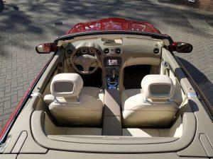 Mercedes SL63 AMG R230 6