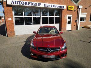 Mercedes SL63 AMG R230 16