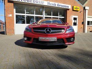 Mercedes SL63 AMG R230 17
