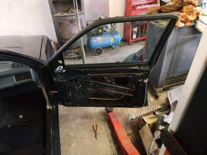 W201 Door & Window mechanism 2