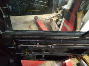 W201 Door & Window mechanism 4