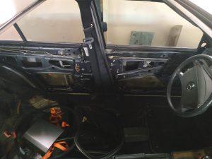 W201 Door & Window mechanism 8