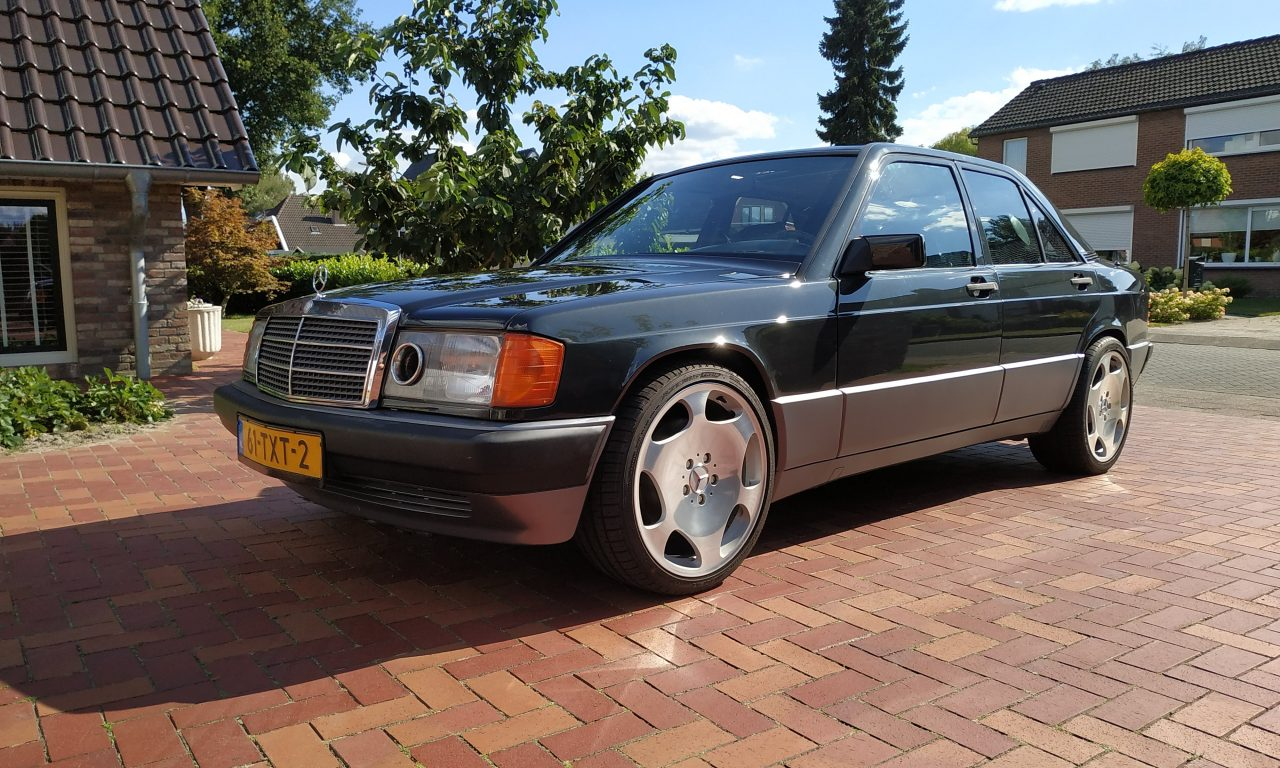 W201 V12 The New Look !!!! 31