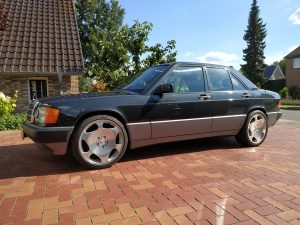 W201 V12 The New Look !!!! 24