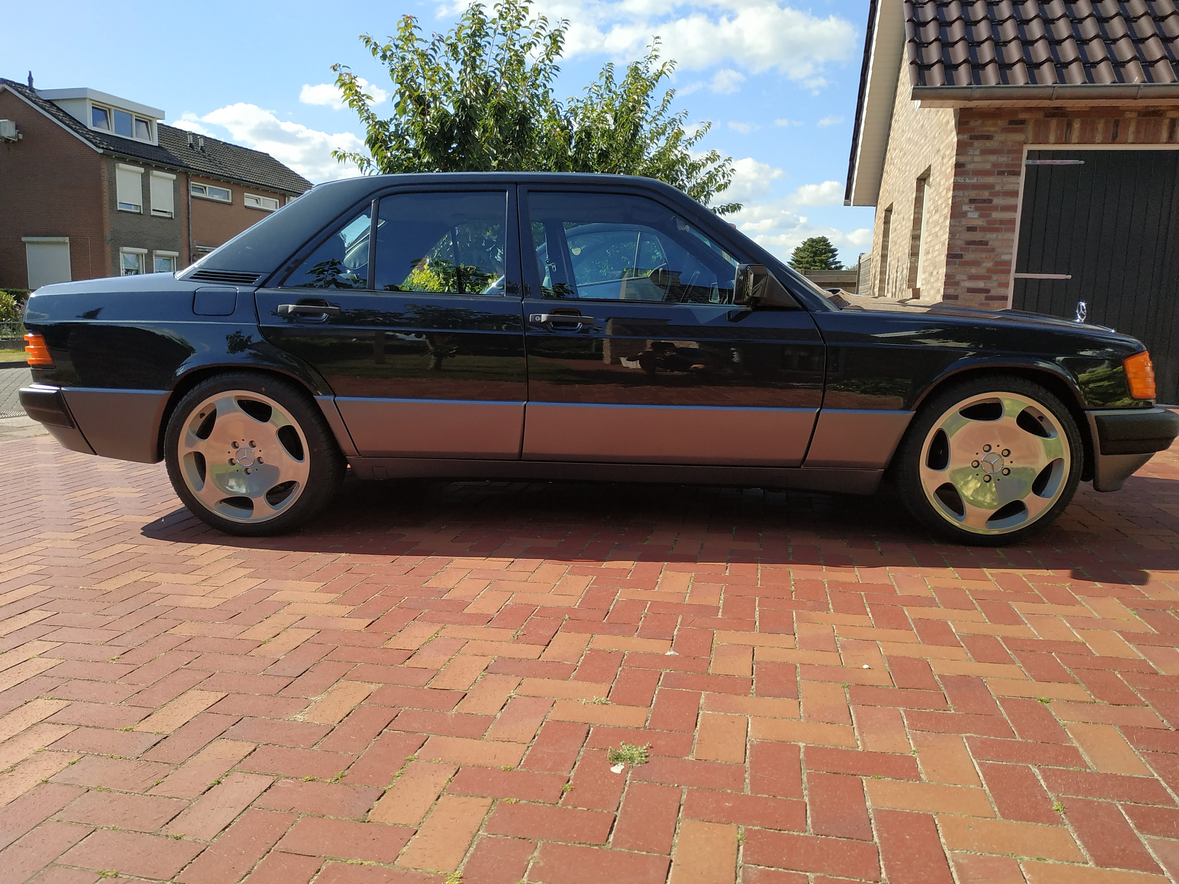 W201 V12 The New Look !!!! 21