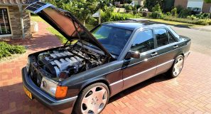 W201 V12 The New Look !!!!