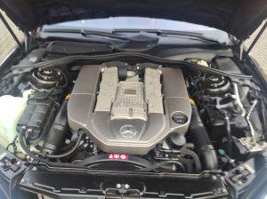 Mercedes S55 AMG Kompressor 1