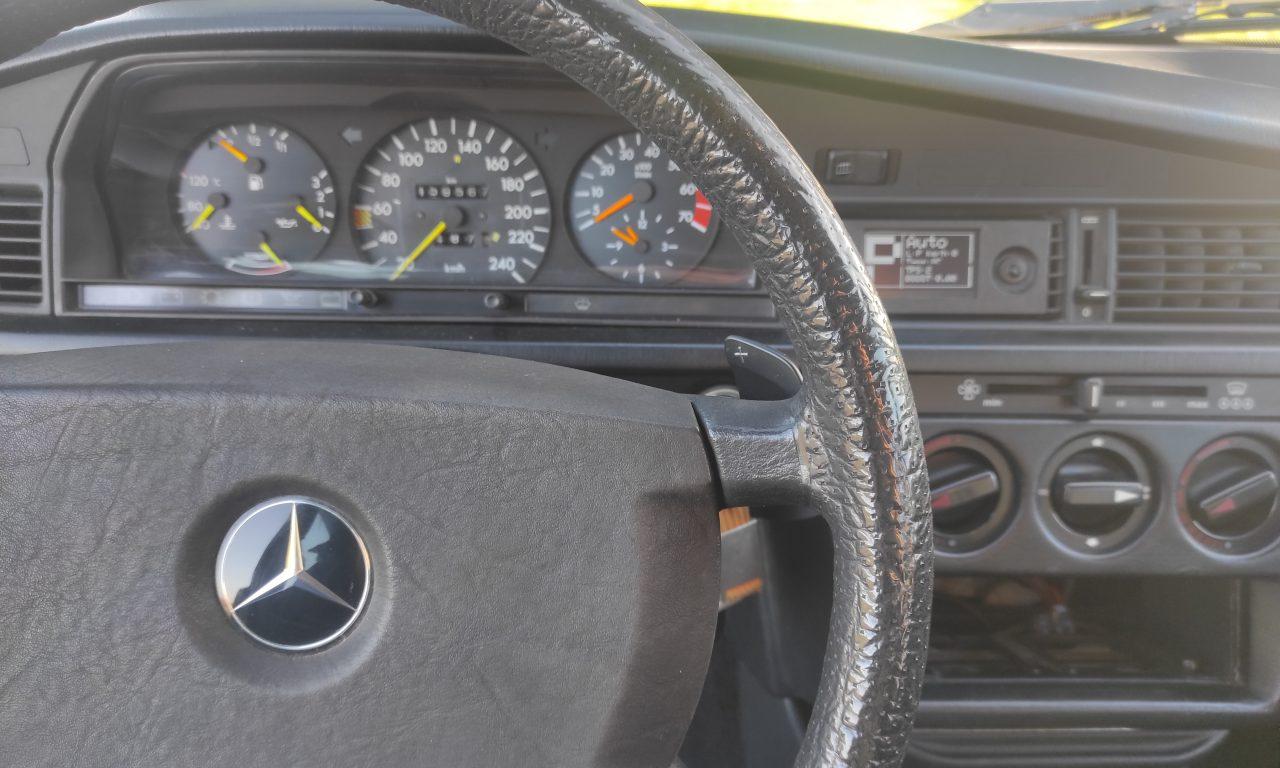 Mercedes 190 V12 Review & Testdrive