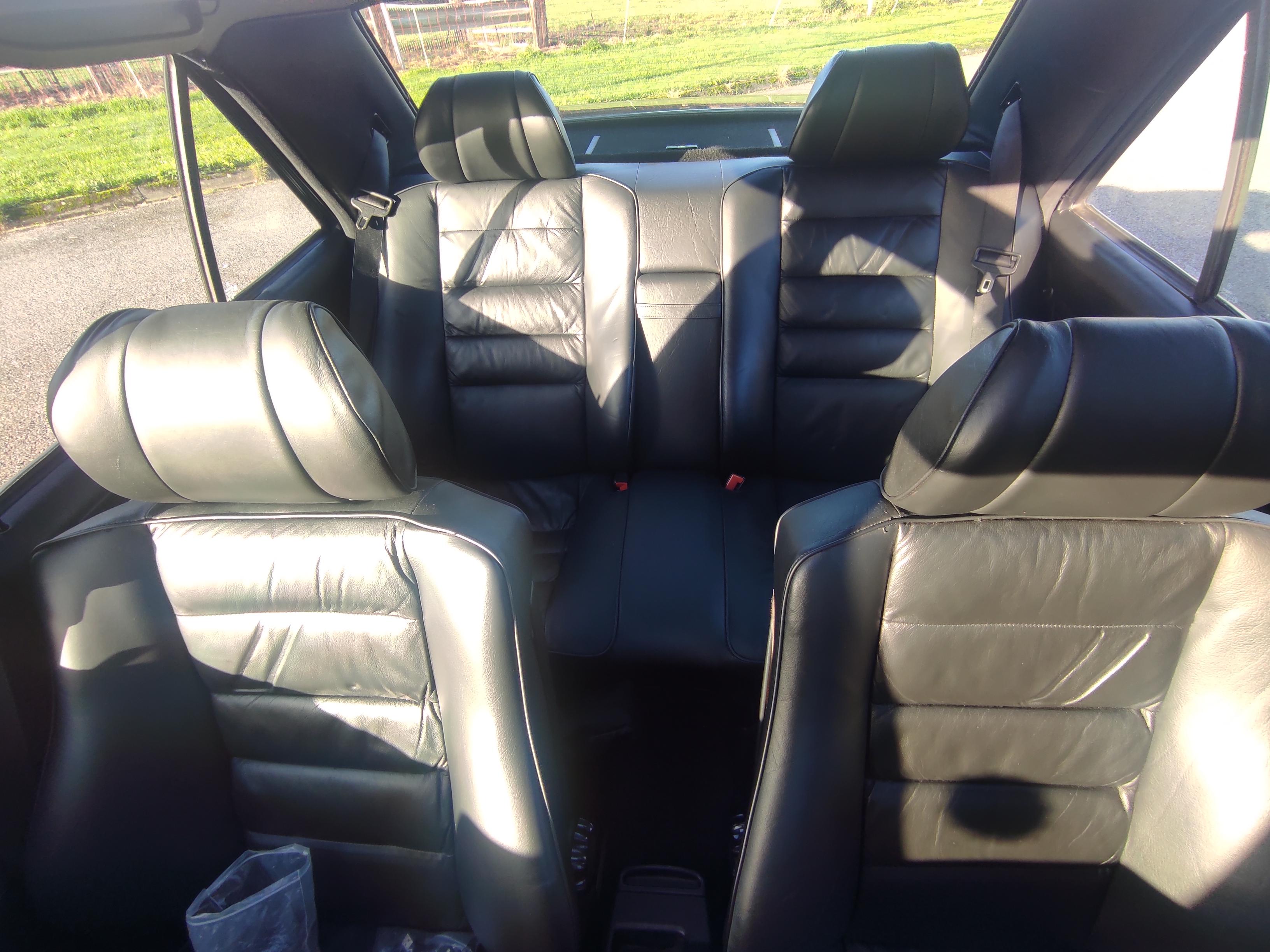 Mercedes 190 V12 Review & Testdrive 2