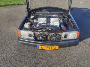 Mercedes 190 V12 Review & Testdrive 4
