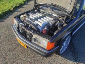 Mercedes 190 V12 Review & Testdrive 9