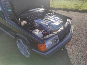 Mercedes 190 V12 Review & Testdrive 18