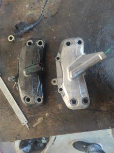 Big Brakes for the S124 V8 turbo 2