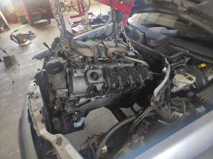 Drivetrain fitment in donor V8 turbo 5