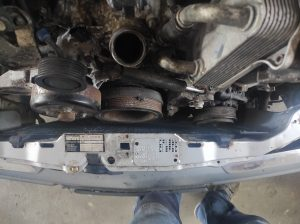 Drivetrain fitment in donor V8 turbo 6