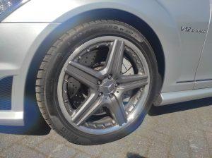 Mercedes S65 AMG W221 16